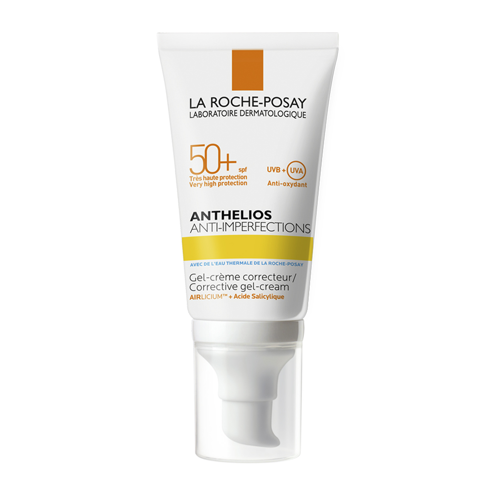 La Roche Posay Anthelios Anti-Imperfections Gel Cream SPF50+ 50ml