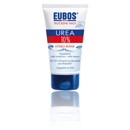 Eubos Urea 10% Hydro Repair Lotion, 150ml