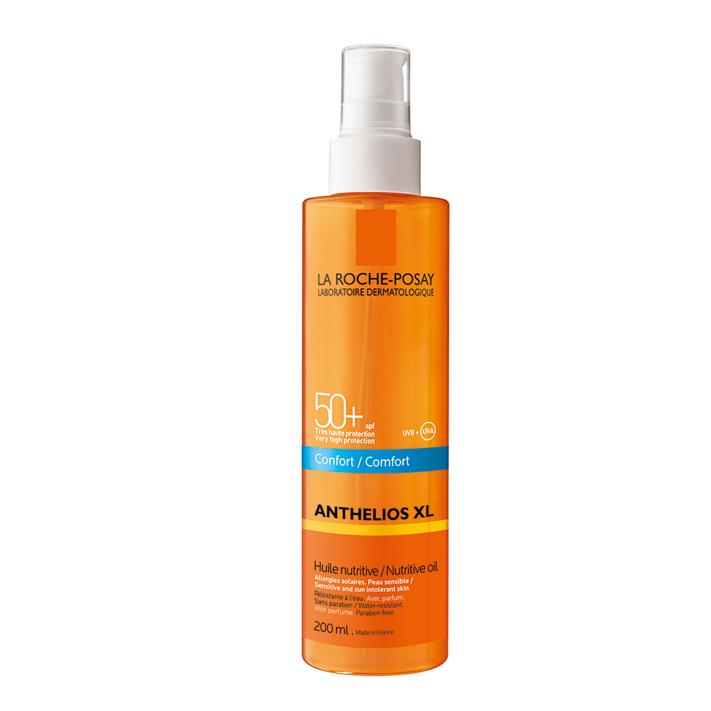 LA ROCHE POSAY ANTHELIOS ΧL Huile Nutritive SPF50+ 200ml
