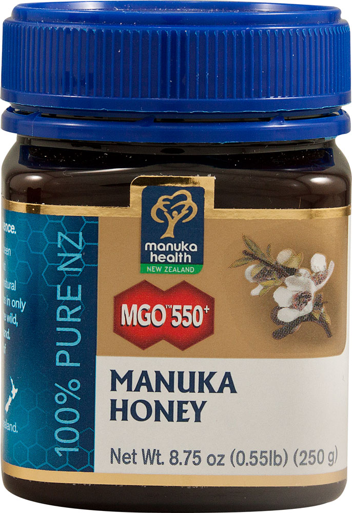 AM HEALTH Manuka Health MGO™550+ (25+) Manuka Honey 250 gr