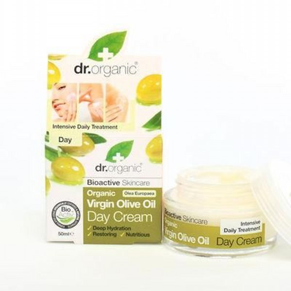 DR.ORGANIC OLIVE OIL DAY CREAM 50ml