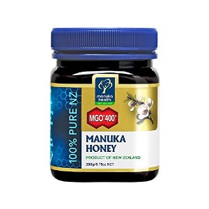 AM HEALTH Manuka Health MGO™400+ (20+) Manuka Honey 250 gr Organic