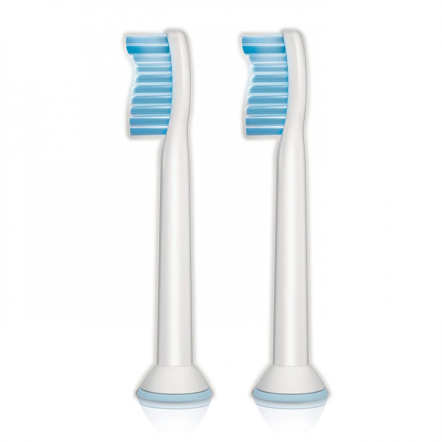 Philips Sonicare Sensitive Ultra Soft Standard 2 Τεμ. HX6052/07