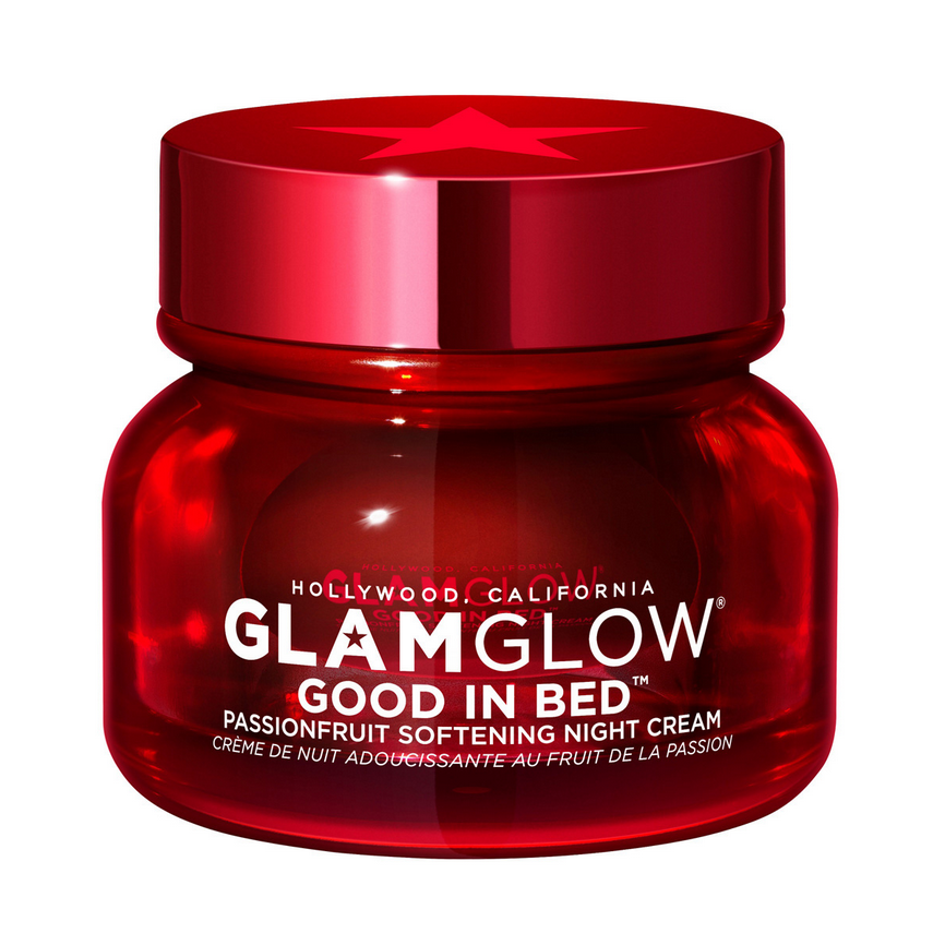 Glamglow Good In Bed Passionfruit Softening Night Cream Πλούσια Κρέμα Νύχτας, 45ml