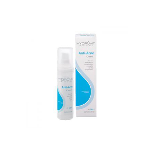 HYDROVIT ANTI-ACNE CREAM 50 ml