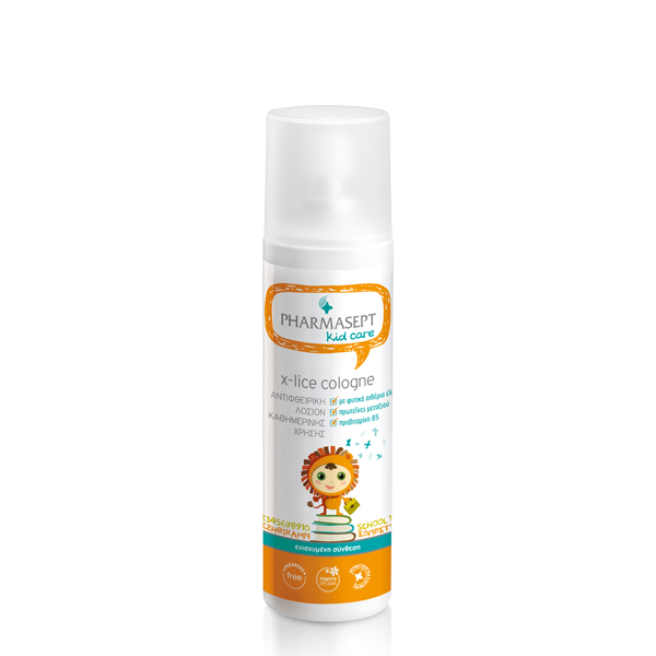 PHARMASEPT KID CARE X-lice Cologne 100ml