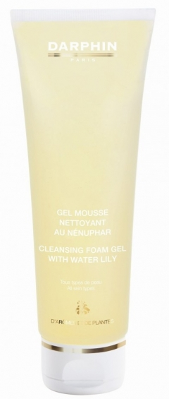 DARPHIN Cleansing Foam Gel with Water Lily 125ml