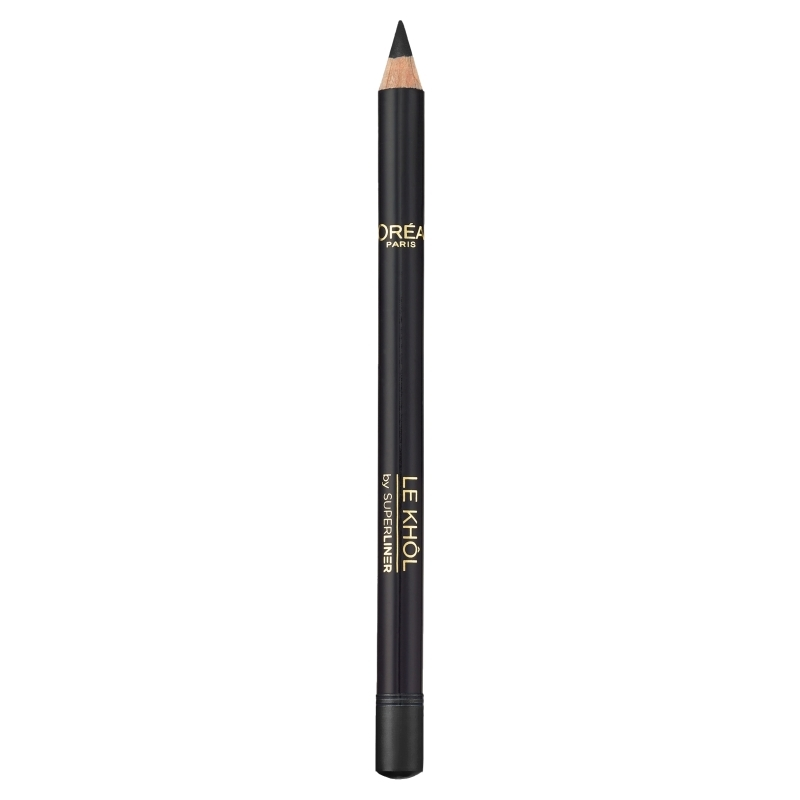 LOreal Paris Le Khol by Superliner Eyes 101 Midnight Black