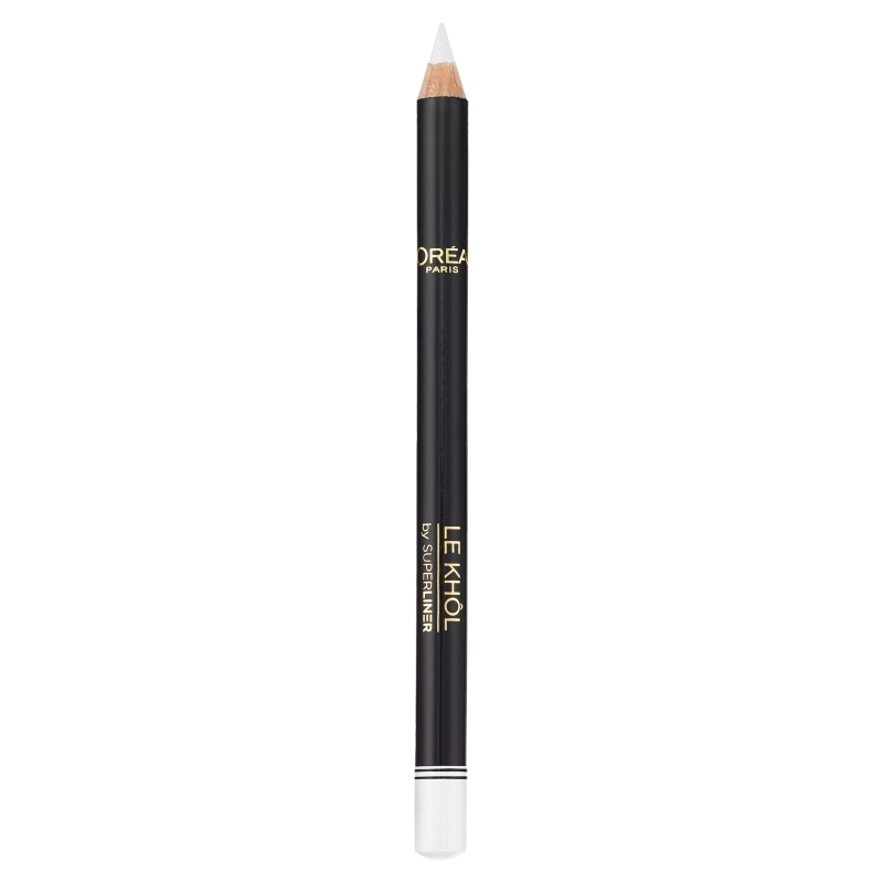 LOreal Paris Le Khol by Superliner Eyes 120 Immaculate Snow