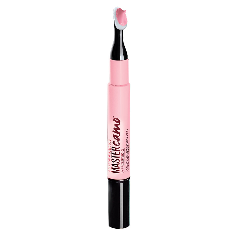 Maybelline Master Camo Color Correcting Pen 30 Pink For Illuminating Dull Skin Light/Medium