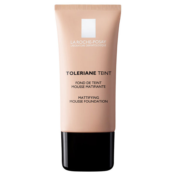 LA ROCHE POSAY TOLERIANE TEINT MOUSSE 02 LIGHT BEIGE SPF20 30ML