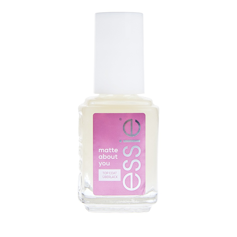 Essie Nail Care Matte About You Top Coat 13.5ml