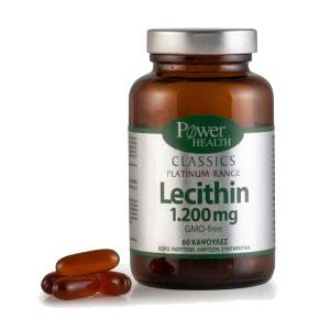 Power Health Lecithin 1200 60 capsules