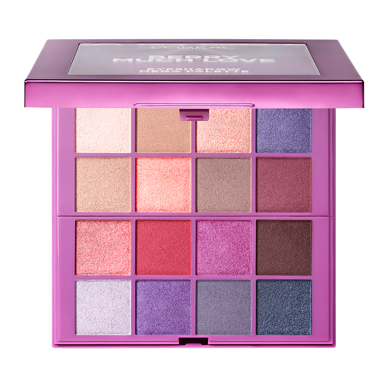 LOreal Paris Berry Much Love Eyeshadow Mega Palette 02 17g