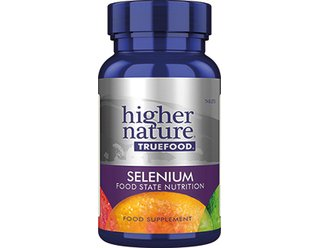 Higher Nature True Food Selenium 60tabs