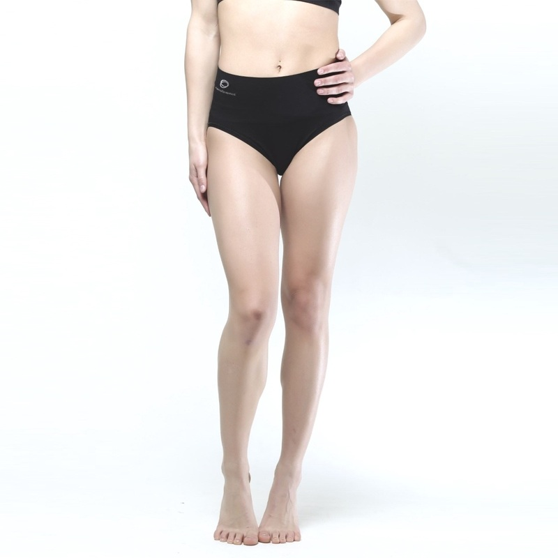 Nanobionic Underwear Black Medium 1τμχ