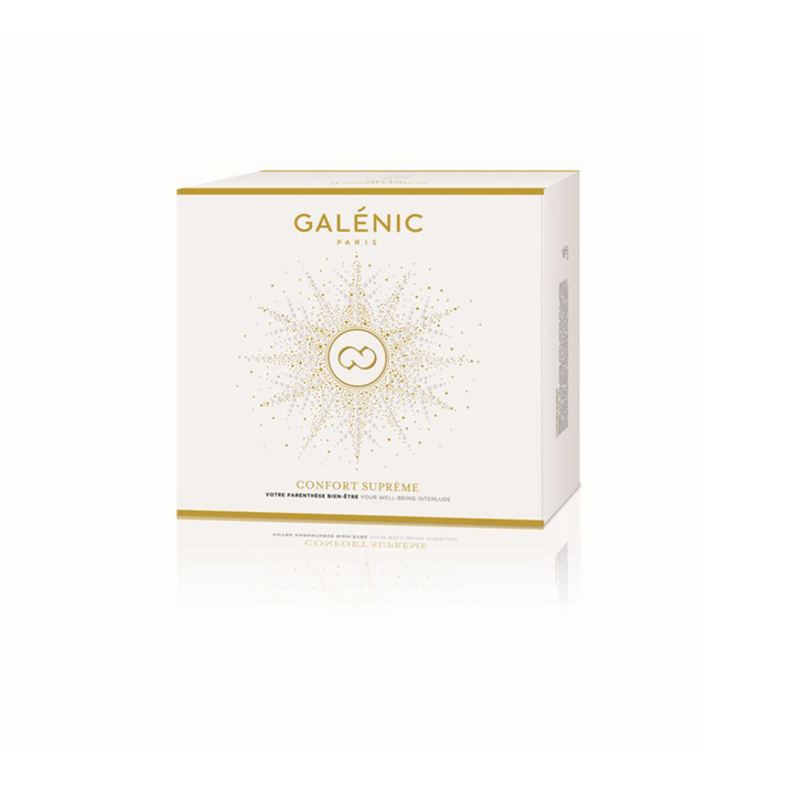 Galenic Set Confort Supreme Light Nutritive Cream 50ml & ΔΩΡΟ Milky Nutritive Cream 100ml