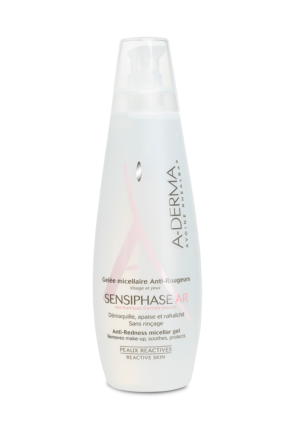 ADERMA SENSIPHASE AR GELLE MICELLAIRE 200ml