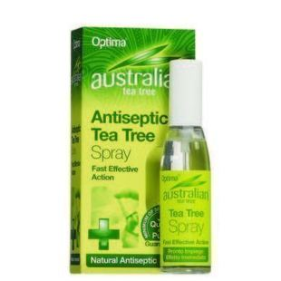 OPTIMA Australian Tea Tree Antiseptic Spray 30ml