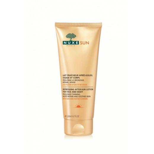 NUXE SUN AFTER SUN LOTION ΠΡΟΣΩΠΟ-ΣΩΜΑ 200ML