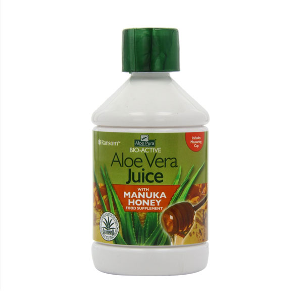 OPTIMA ALOE VERA JUICE with MANUCA HONEY 500ml