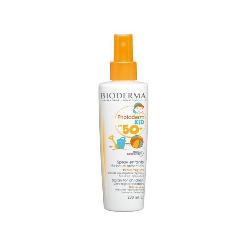Bioderma Photoderm Kid Spray Spf 50+ 200ml