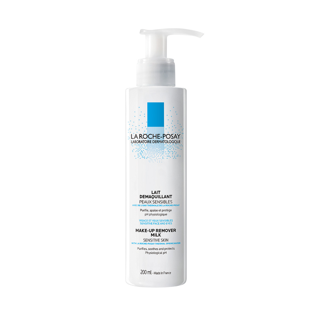 LA ROCHE POSAY LAIT DEMAQUILLANT PS 200ML