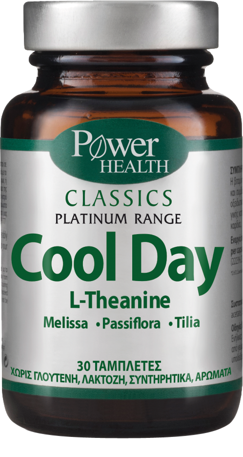 Power Health Classics Platinum COOL DAY 30s Tabs