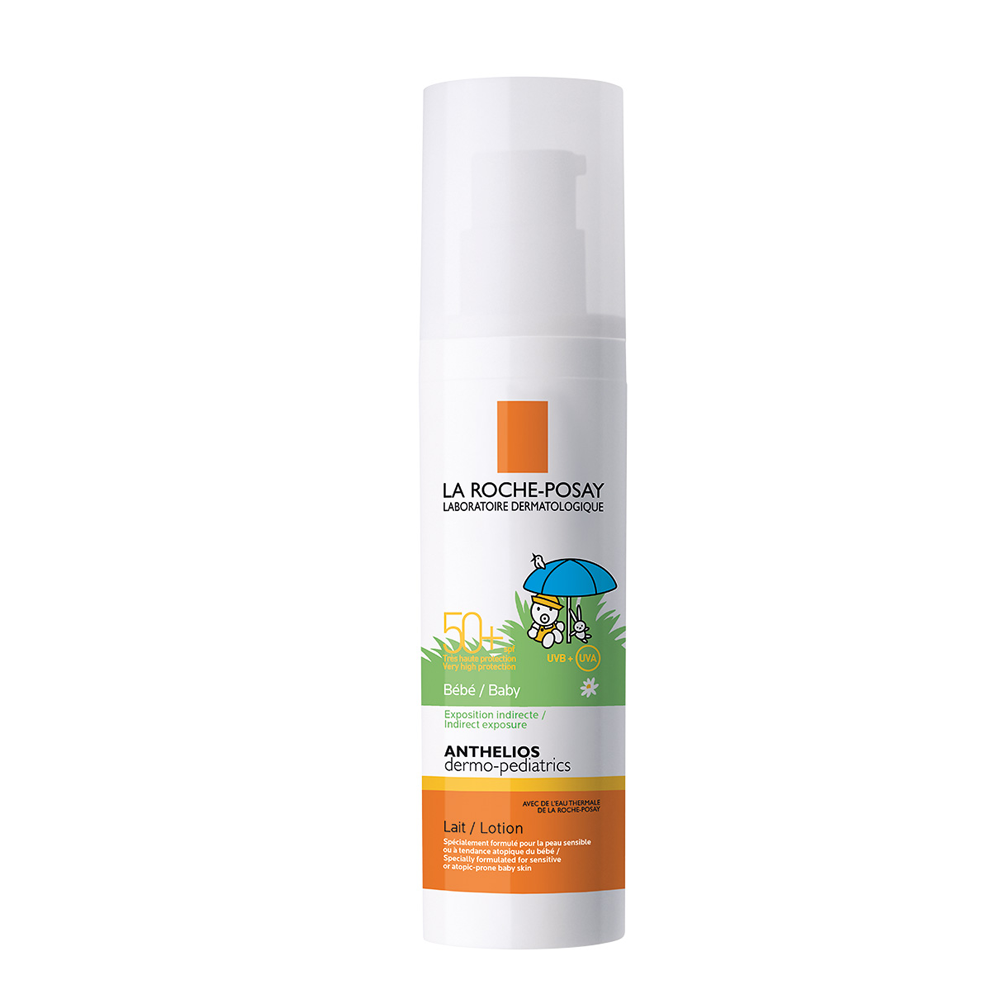 LA ROCHE POSAY ANTHELIOS Dermo-Pediatrics Bebe Lotion SPF50+ 50ml