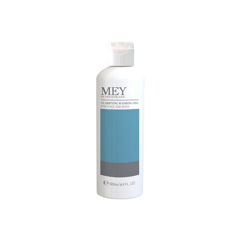 Mey Clarifying Washing Gel For Face And Body 500ml
