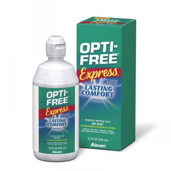 OPTI-FREE SOLUTION EXPRESS 355ML