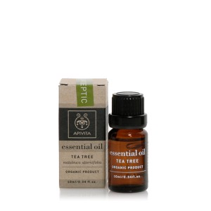 APIVITA ESSENTIAL OIL TEA TREE 10ML