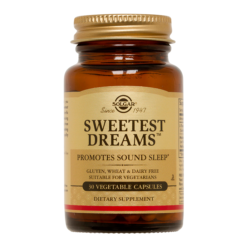 SOLGAR SWEETEST DREAMS 30CAP