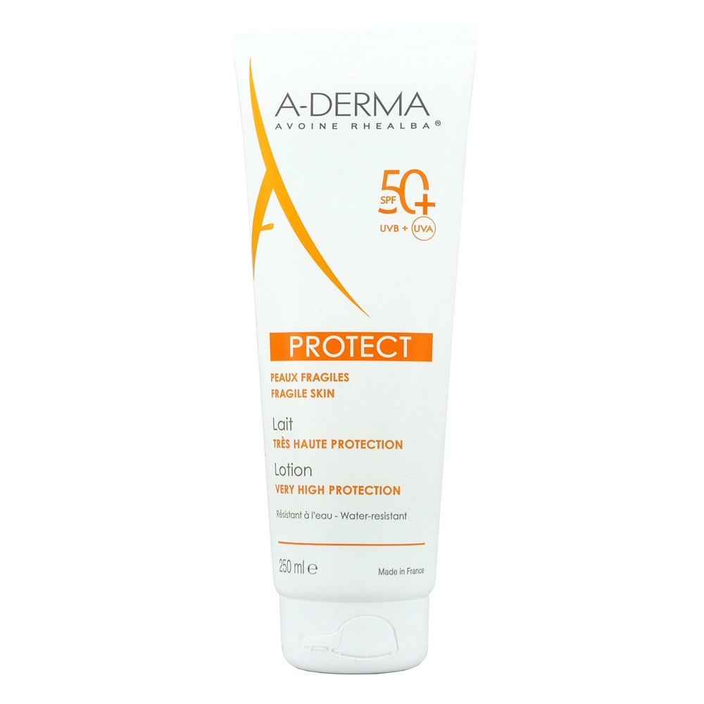 ADERMA Protect Lait SPF50+ 250ml