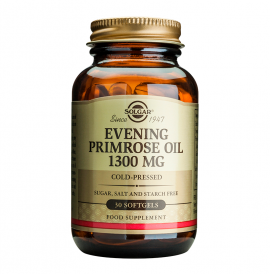 SOLGAR EVENING PRIMROSE OIL 1300MG 30CAP