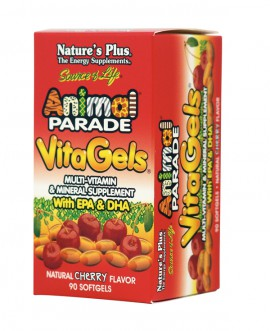 NATURES PLUS Animal Parade Vitagels 90softgels