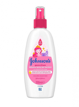 Johnsons Kids Shiny Drops Conditioner σε σπρέι 200ml