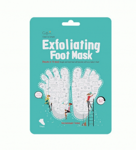 Vican Cettua Clean & Simple Exfoliating Foot Mask 1 ζευγάρι