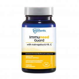 My Elements Immuneed Guard With Astragalus & Vit C 60veg.caps