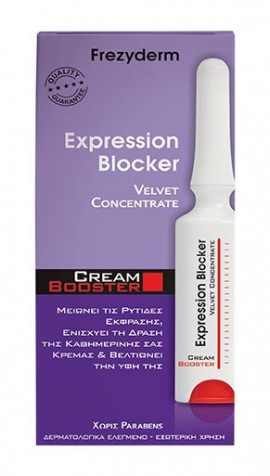 Frezyderm Expression Blocker Velvet Concentrate Cream Booster 5ml