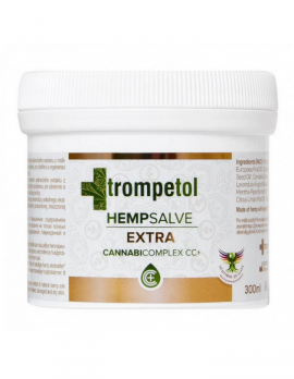 Trompetol Hemp Salve Extra 300ml