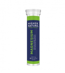 Higher Nature Magnesium Effervescent 20tab