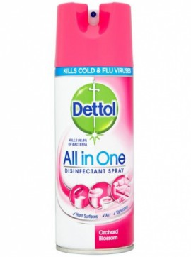 Dettol Spray All in One Orchard 400ml