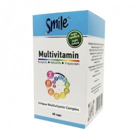Am Health Smile Multivitamin Complex 60caps
