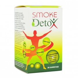 Pure SMOKE DETOX 30caps