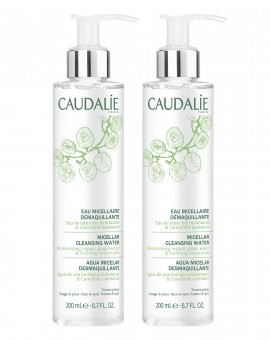 Caudalie Micellar Cleansing Water 2 x 200ml