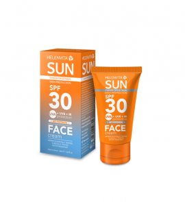 Helenvita sun Face cream spf30 50ml
