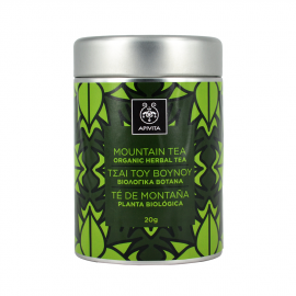 Apivita Organic Herbal Tea Mountain 20gr
