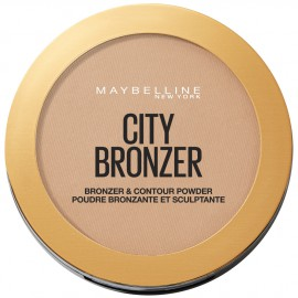 Maybelline City Bronzer Bronzer & Contour Powder 200 Medium Cool 8g