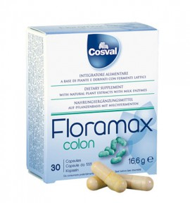COSVAL FLORAMAX COLON 30CAPS